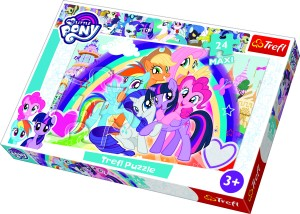 TREFL Puzle 24 My Little Pony