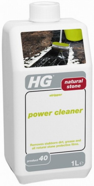 HG Dabīgā akmens grīdas intensīvais tīrītājs 1L