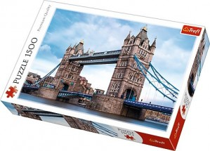 TREFL Puzle 1500 Tower Bridge