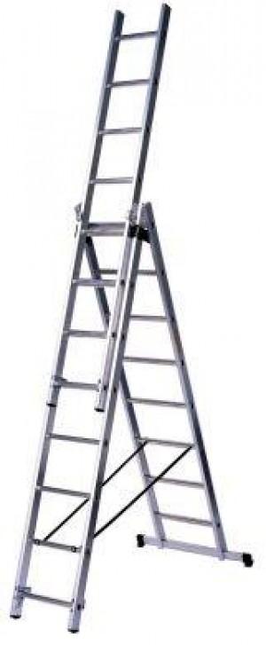 Multifunkcionālas kāpnes 3x11  pakāpieni
