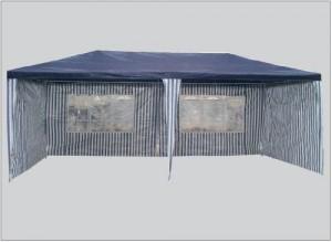 Dārza nojume 3x6m ar sieniņām