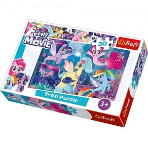 "TREFL Puzle 30 ""My Little Pony"""
