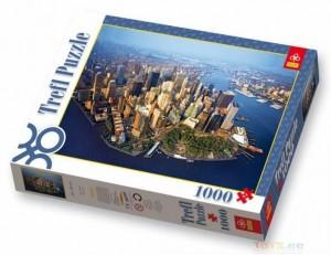 Trefl Puzle Ņujorka, 1000 gab.