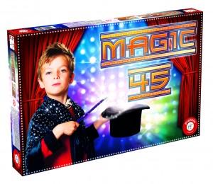 "PIATNIK  Galda Spēle ""45 maģiskie triki"""