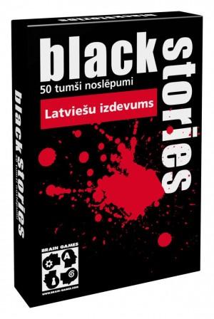 Kāršu spēle Black stories
