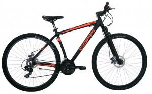 """COPPI MTB kalnu velosipēds 29"""" riepas / 46cm alumīnija rāmis"""