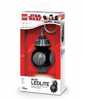 IQ LEGO SW piekariņš BB-9E ar LED