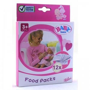 BABY born ēdiens, 12 maisiņi ar putru