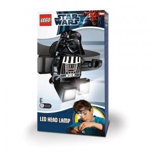 IQ LEGO SW Darth Vader Galda lampa