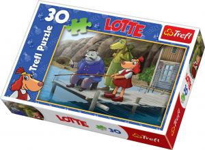 TREFL Puzle Lotte, 30 gb.