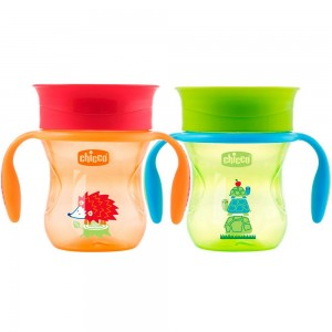 "CHICCO Krūzīte ""Mix&Match"", 200 ml, 12M+"