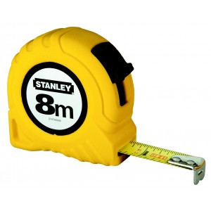 Mērlente STANLEY 8m/25mm