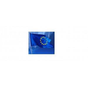 Eiropas savienības karogs uz kāta100x150cm