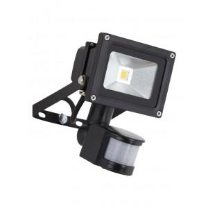Prožektors LED 10w ar sensoru 950lm