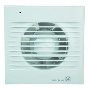 Ventilators Decor 200 C Z ar gultņa motoru