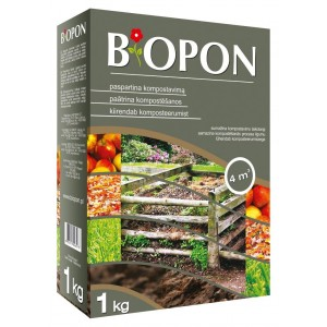 Biopon komposta paātrinātājs 1kg