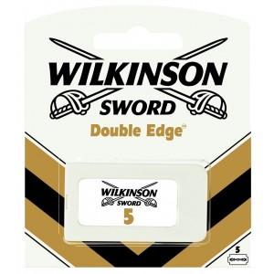 WILKINSON Premium Double Edge žiletes 5gb.