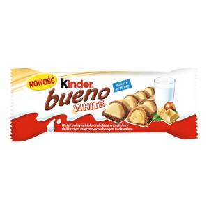 KINDER BUENO WHITE, 39g