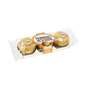 FERRERO ROCHER konfektes, 3gab.