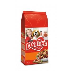DARLING suņu sausā barība (vista, dārzeņi) 3kg