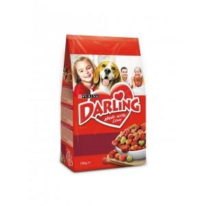 DARLING suņu sausā barība (gaļa, dārzeņi) 10kg