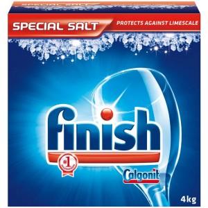 FINISH sāls trauku mazgāšanas automātiem 4kg