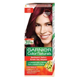 GARNIER Color Naturals matu krāsa nr.460 110ml