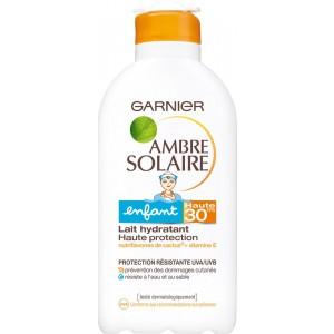 GARNIER AMBRE SOLAIRE aizsargājošs pieniņš bērniem SPF30 200ml