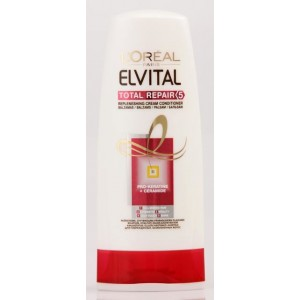 ELVITAL Total Repair balzams bojātiem matiem 200ml