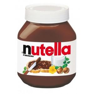 NUTELLA riekstu-šokolādes krēms, 600g
