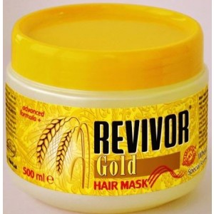 REVIVOR Gold matu maska 500ml