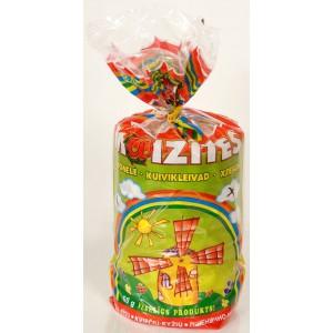MAIZĪTES kviešu-rīsu ar sāli, 65g