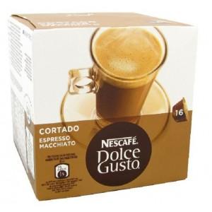 NESCAFE Dolce Gusto kafija Cortado Espresso Machiatto 100,8g