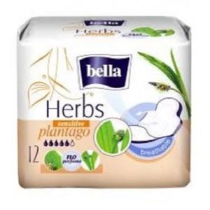 BELLA Herbs ceļmalītes higiēniskās paketes 12gb