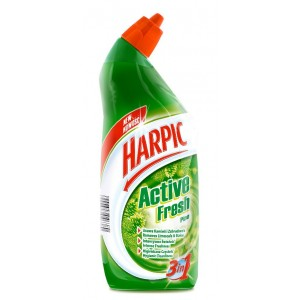 HARPIC wc tīrīšanas līdzeklis PINE active gel 750ml