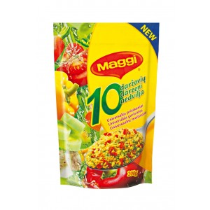 """MAGGI Universālā garšviela """"10 dārzeņi"""", 200g"""