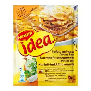 MAGGI ideja kartupeļu sacepumam ar malto gaļu, 42g