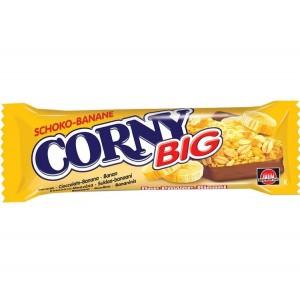 CORNY BIG šokolādes-banānu musli batoniņš, 50g