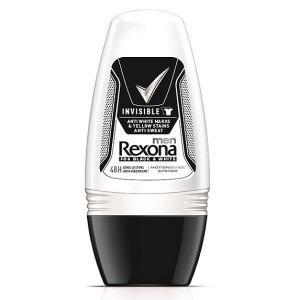REXONA Black&White roll-on dezodorants vīriešiem, 50ml
