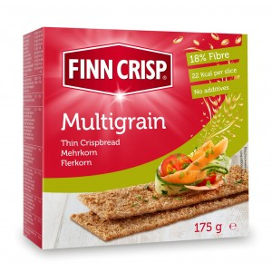 FINN CRISP sausmaizītes plānās Multigrain 175g