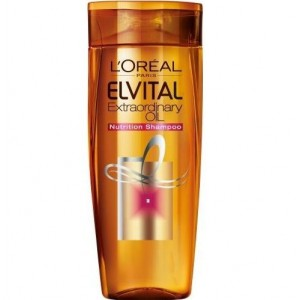 ELVITAL šampūns EXTRAODRINARY OIL 250ml