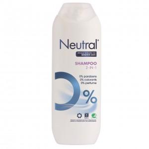 NEUTRAL šampūns 2in1, 250ml