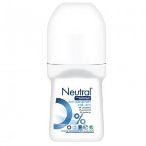 NEUTRAL Deo-Roll On dezodorants, 50ml