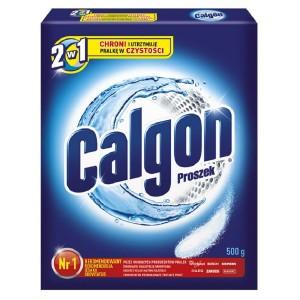 CALGON ūdens mīkstinātājs 500g