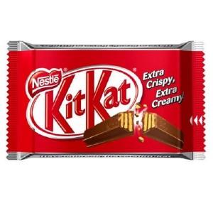 KIT KAT Four Fingers šokolādes batoniņš, 41.5g