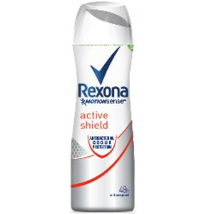 REXONA ACTIVE SHIELD spray sieviešu dezodorants, 150ml