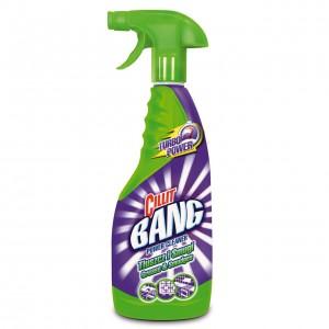 CILLIT BANG izsmidzināms tīrīšanas līdzeklis Grease & Smudges TRIGGER 500ml