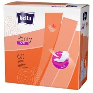 BELLA Panty Soft White higiēniskie ieliknīši 60gb