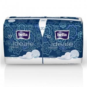 BELLA Ideale Regular Ultra higiēniskās paketes, 20gab