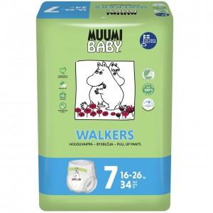 MUUMI WALKER XL autiņbiksītes 16-26kg, 34gb